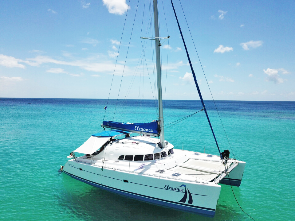 Barbados catamaran private cruise